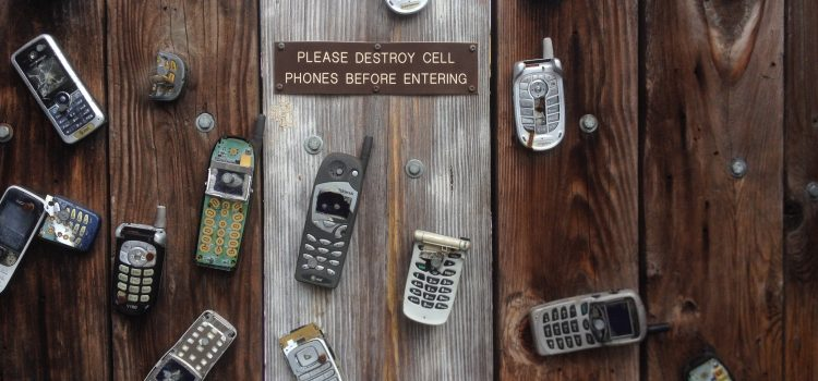 Stories to Tell: Drop the Cell Phone!
